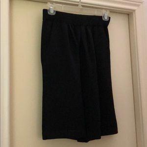 St. John Basic Knit Culottes